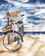tappa in riva al mare (50x40)