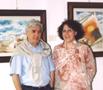 Juliette e il critico d arte Prof. Michele Fuoco